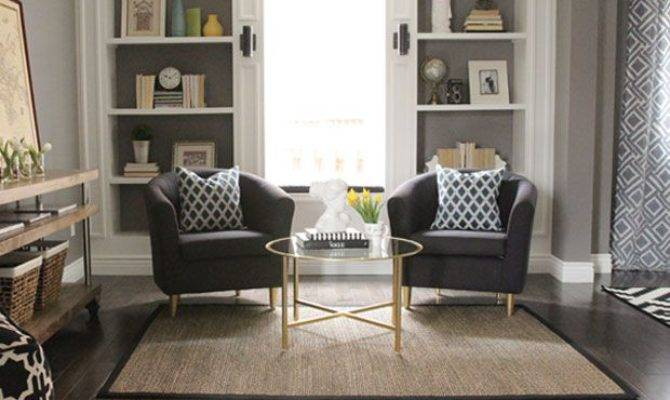 Hometalk Combined Living Dining Room Makeover
