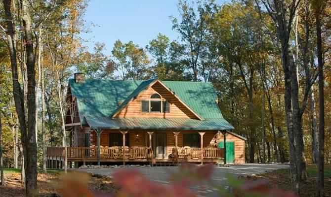 Honest Abe Cabin Open Floor Plan