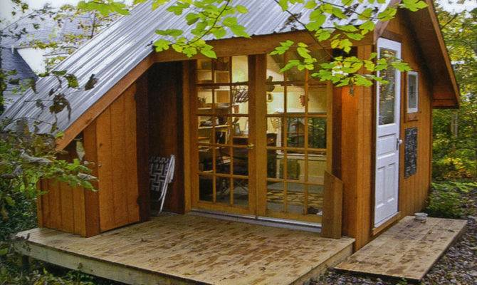 Honey Shrunk House Tiny Homes Lloyd Kahn