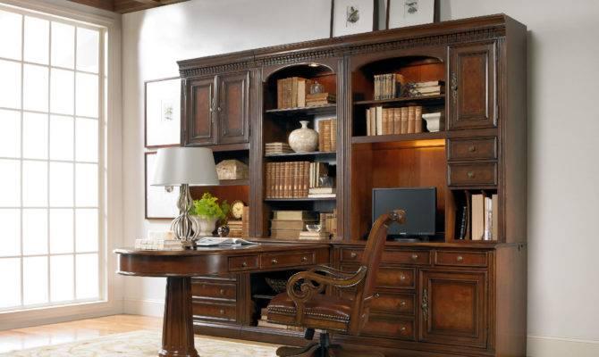 Hooker Furniture Home Office European Renaissance Open