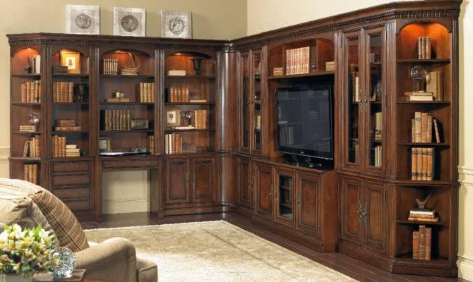 Hooker Furniture Home Office European Renaissance Wall
