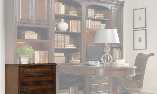 Hooker Furniture Home Office European Renaissance