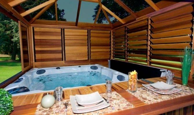 Hot Tub Gazebo Plans