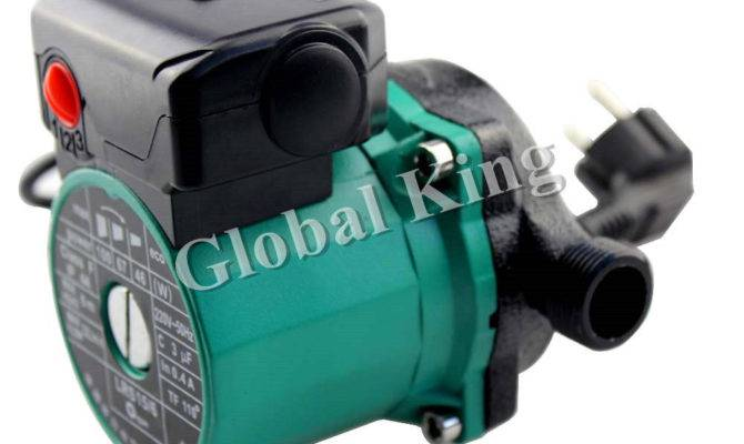 Hot Water Circulation Pump Solar Heater Speed Circulating