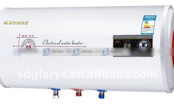 Hot Water Heater Titamium Coated Stainless Steel Inner Tank