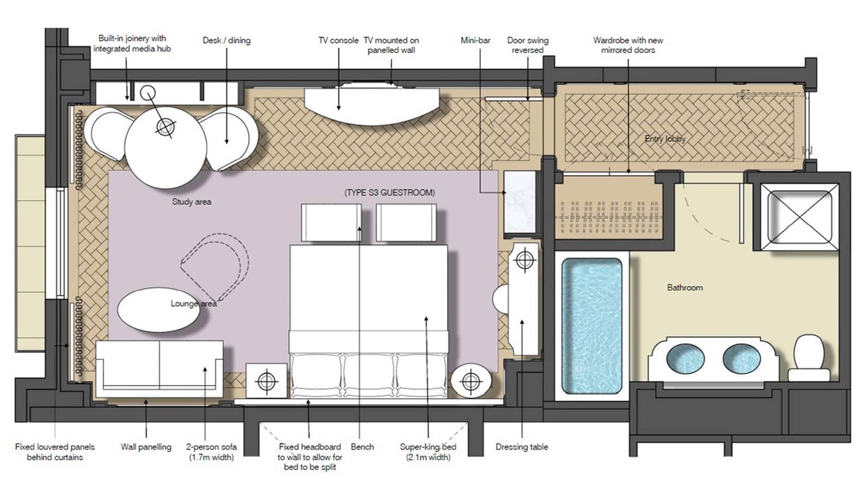 Room Layout Best Junior Floor Plan