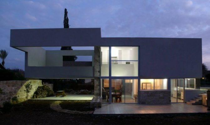 Hotel Villa Design Uri Cohen Architects Architecture