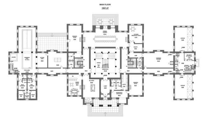 Hotr Reader Square Foot Mega Mansion Design