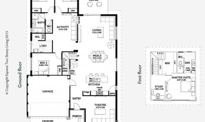Hottest Two Storey Home Designs Perth