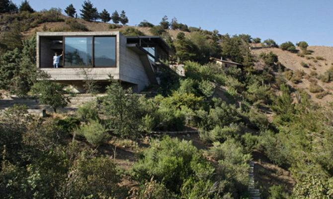 House Andean Foothills Single Person Planet