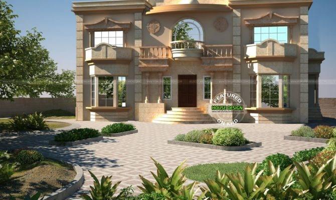 House Arabic Design Style Ideas Decorative