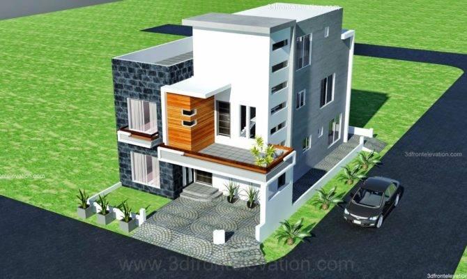 House Architecture Maps Marla Map Design