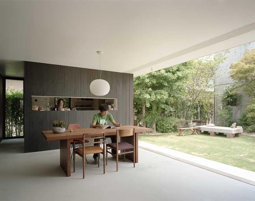 House Architecture Modern Minimalist Japanese Design House Plans 62631