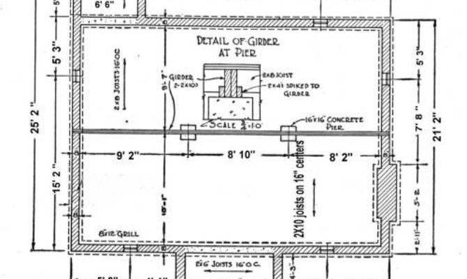 House Blueprints Examples