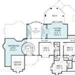 House Blueprints Sims Pontarion Plan
