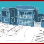 House Border Design Plan