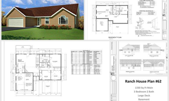House Cabin Plans Plan Custom Home