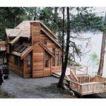 House Cabin Plans Shed Roof Howtodiy Diyshedplans