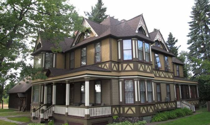 House Colors Victorian Stick Style Historic