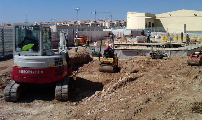 House Construction Building Torrevieja