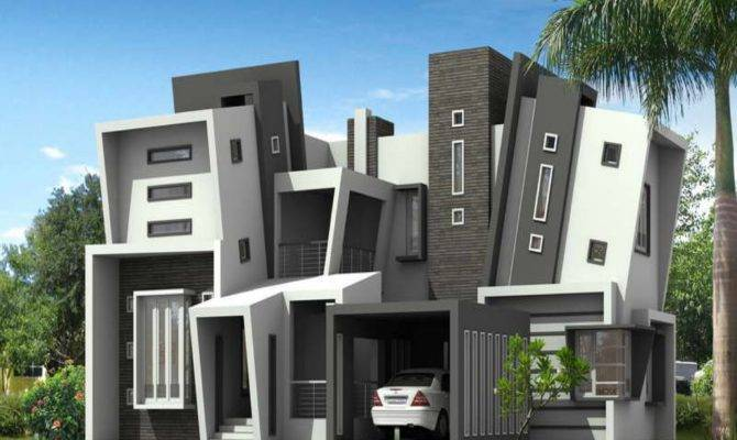 House Construction Modern Contemporary Architecture