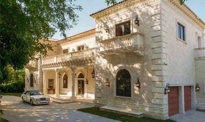 House Day Extremely Ornate Mansion South Florida Lists