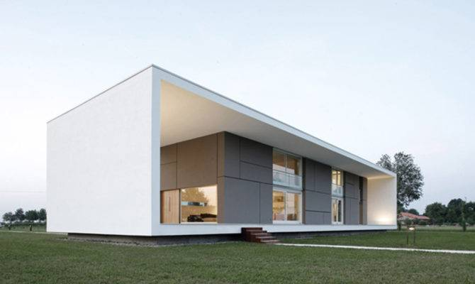 House Design Andrea Oliva Italian Modern Minimalist