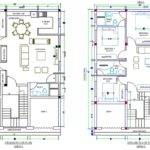 House Design Autocad Cad Model Grabcad