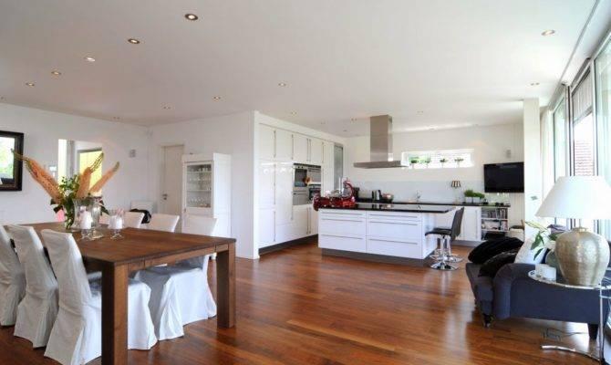 House Design Exterior Interior Open Space Concept Homes