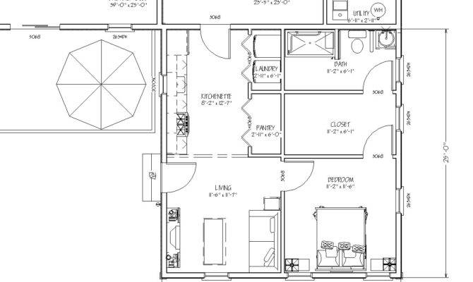 House Design Law Tiny Mother Apartment