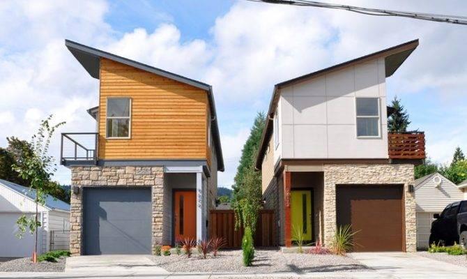 House Design Narrow Google Search Modern Lot