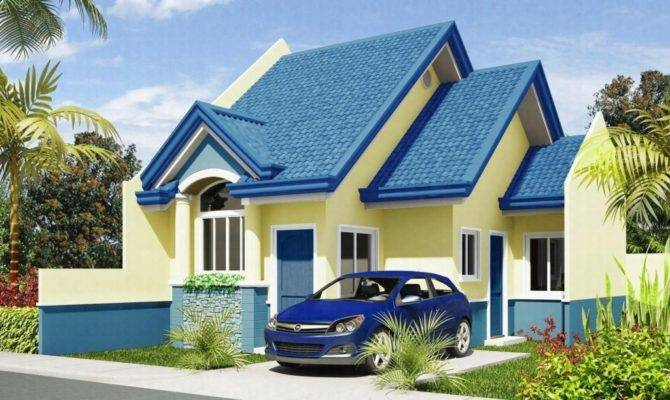 House Design Simple Houses Designs Home