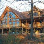 House Designs Floor Plans Log Home