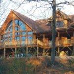 House Designs Floor Plans Log Home