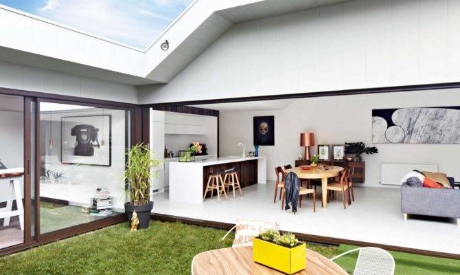 House Designs Open Plan Living Bunch Ideas