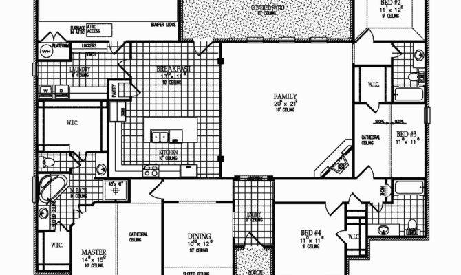 House Designs Rear Garage Home Desain