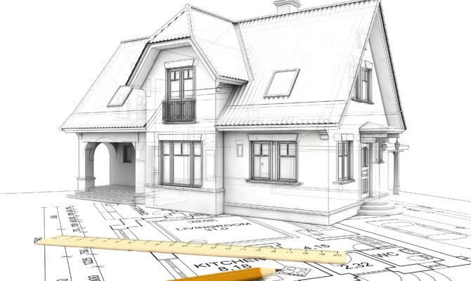 House Drawing Building Contractors Kildare Dublin