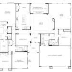 House Drawings Bedroom Story Floor Plans Basement