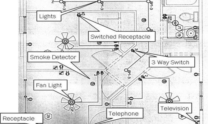 House Electrical Outlet Wiring Diagrams House Plans 143030