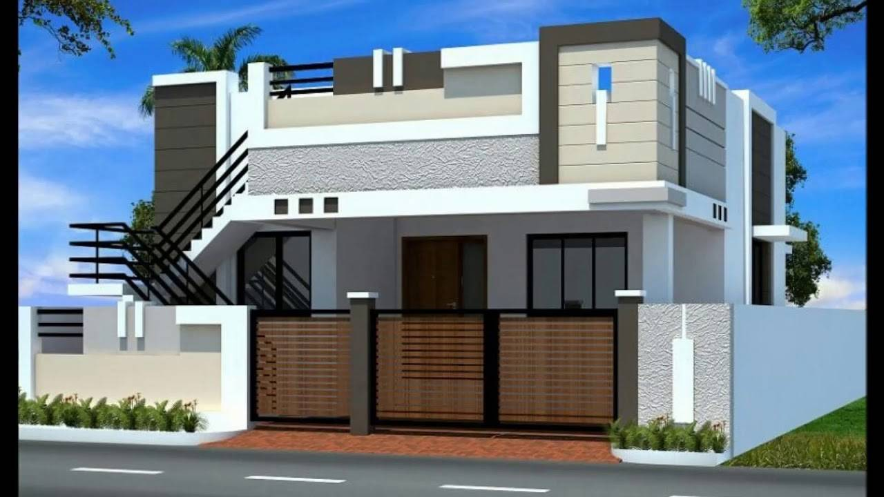 House Elevations India Style Plans House Plans 112813