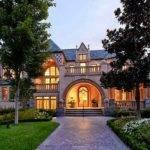 House Enthusiast Corum Deo Richardsonian Romanesque