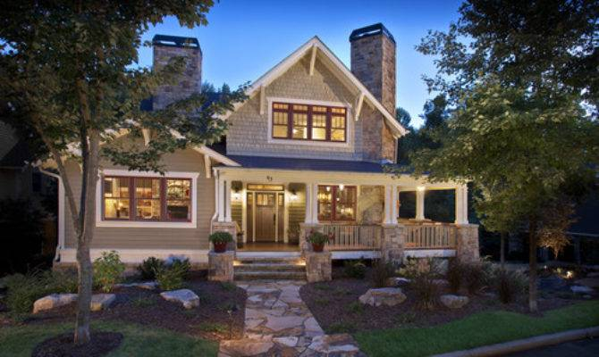 House Envy Craftsman Style Homes Blissful Bee