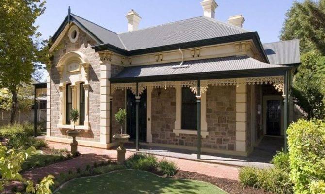 House Exterior Verandah Landscaped Garden Facade
