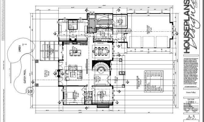 House Floor Plan Cad