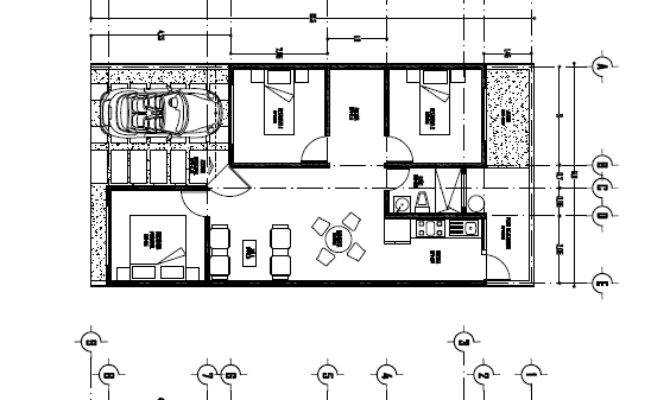 House Floor Plans Autocad Dwg Home Deco