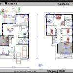 House Floor Plans Blueprints Construction Cinema Story Design