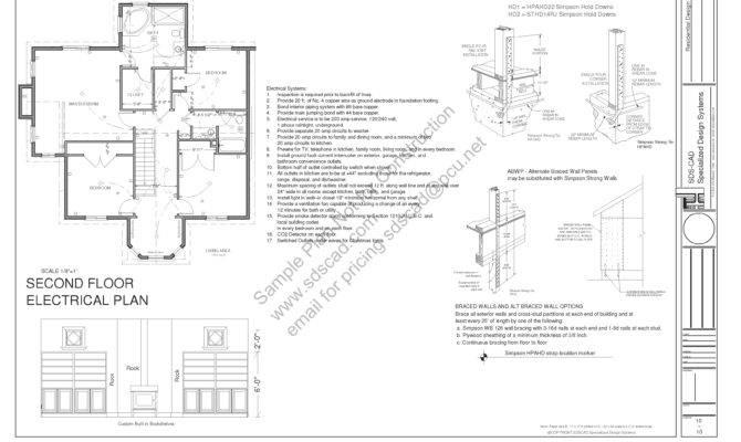 House Floor Plans Blueprints Construction Cinema Story Design