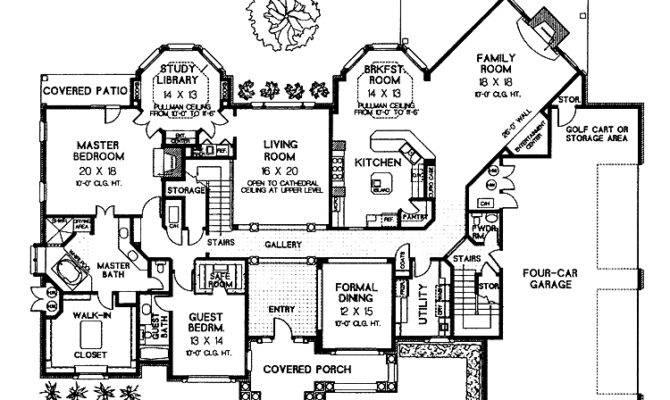 House Floor Plans Hidden Rooms Home Deco