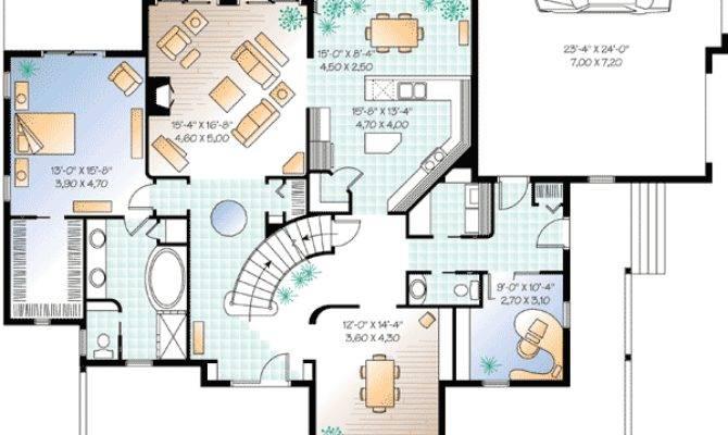 House Floor Plans Home Office Design Style House Plans 146225