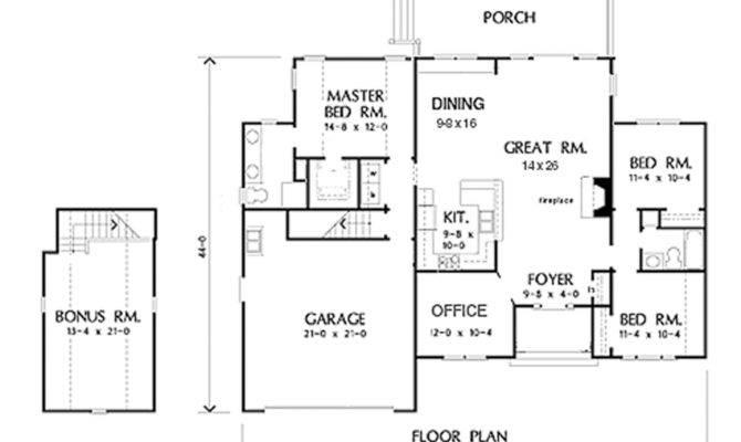 House Floor Plans Measurements Summerfield Home